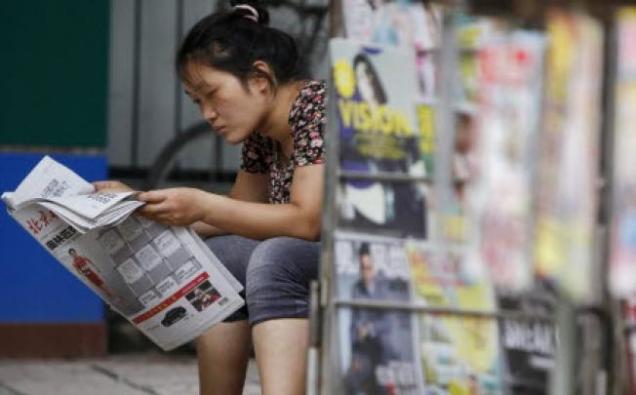 vin en Chine revue de presse