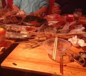 Guiyang barbecue