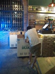 Lazy Guys Brewery Rocky